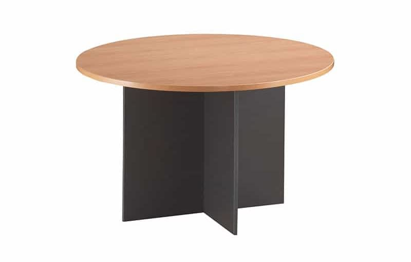 round table top desk