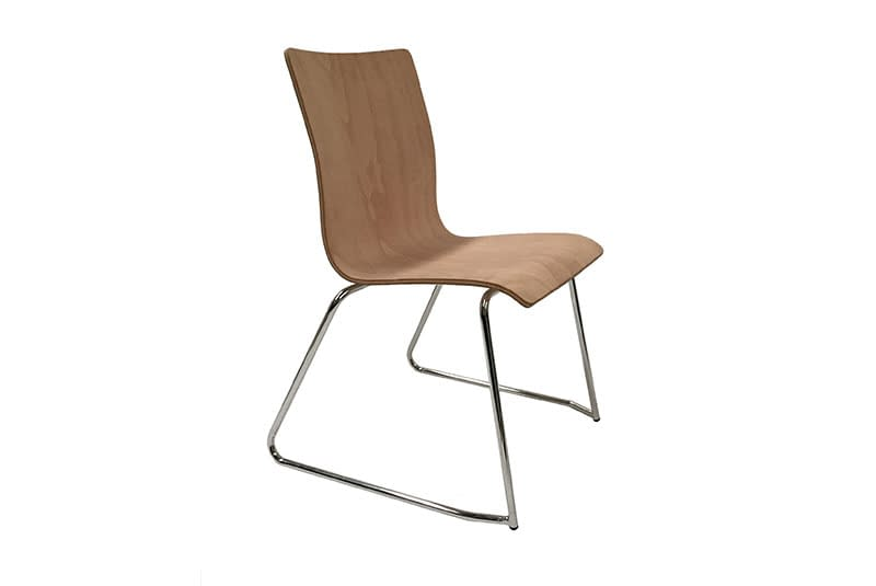Wave Timber Chair